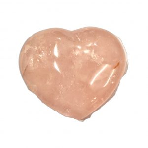 rose-quartz- heart