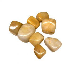 calcite-tumbled-stone