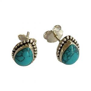 turquoise-earings