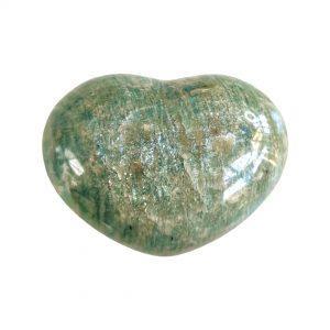amazonite-heart
