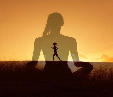 Meditation can strengthen