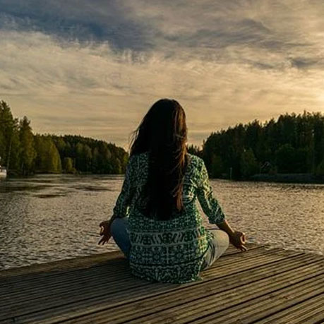 What Is Meditation Images In The Paragraph, Home of Wellness