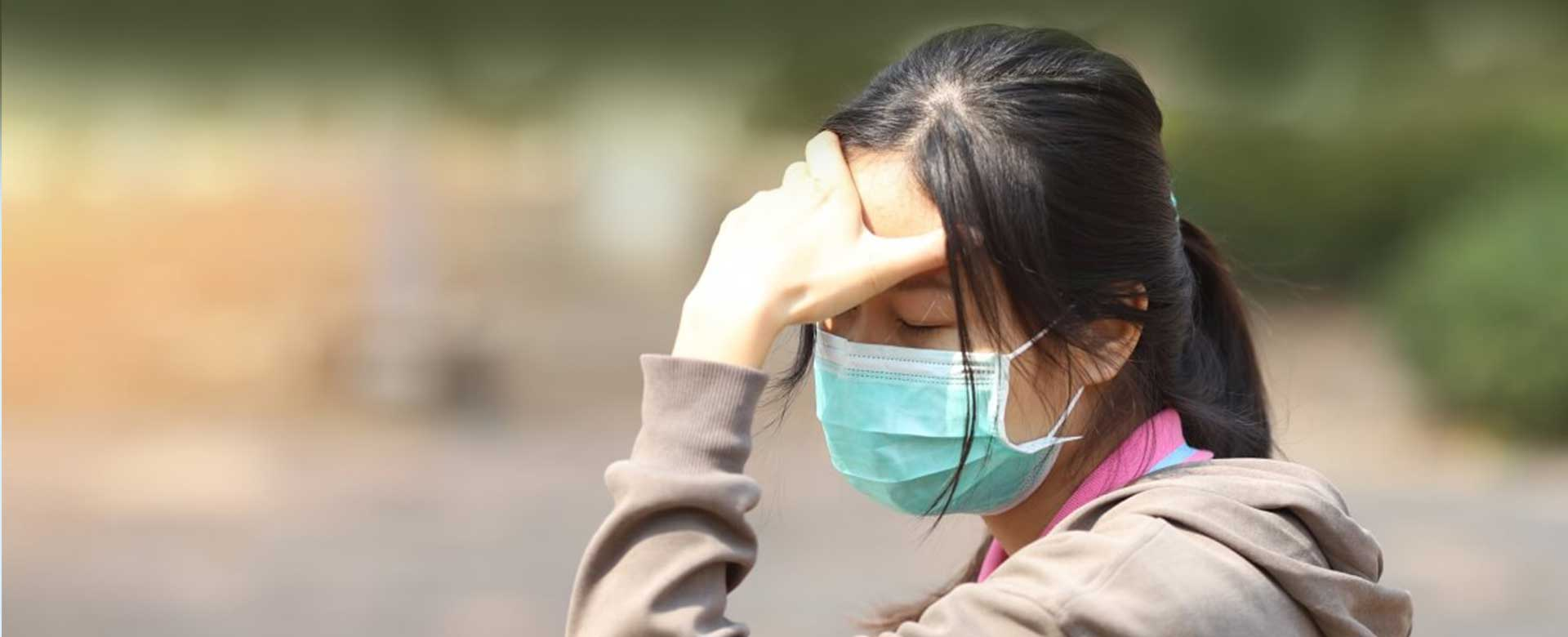 Stress And Anxiety In The Timeof Coronavirus Pandemic, Home of Wellness