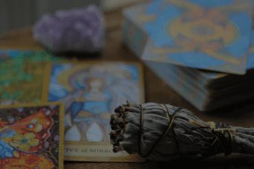 Tarot 1, Home of Wellness