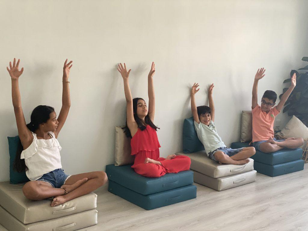 Kids Meditation 1, Home of Wellness