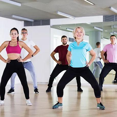 Total Body Workout, Home of Wellness