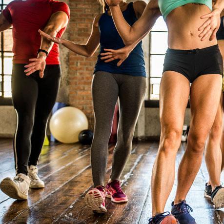 Zumba Fitness, Home of Wellness
